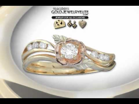 Black Hills Gold Jewelry Elite | Gold Rings | Necklaces | Earrings & Watches