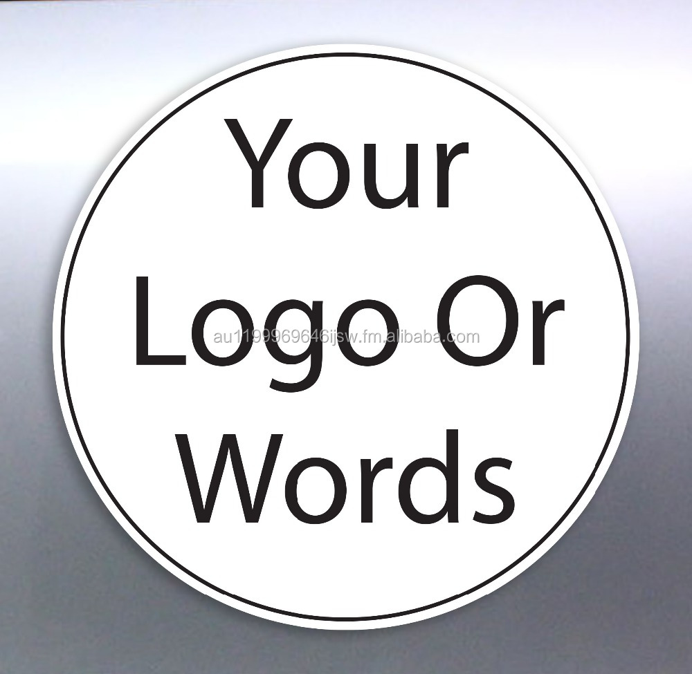 Custom Vinyl StickersOf Your Logo Or Picturetext Full Colour - Custom vinyl stickers logo