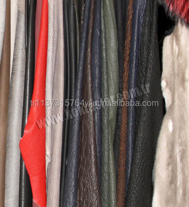 Genuine Leathers, Lamb & Sheep Skin Leathers for Jackets, Trousers, Clothes, Bags, Gloves, Small leather goods