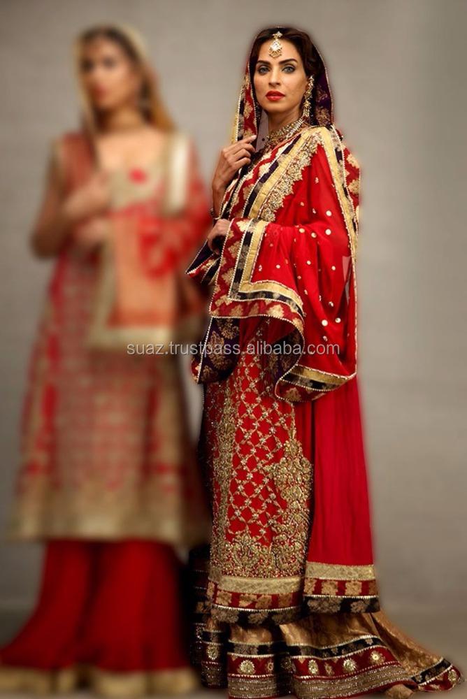 Pakistan Designer Bridal Dress Luxury Bridal Wear Girls Bridal Designer Suits Pakistan Party Wear Suits Buy Party Wear Designer Suits Heavy Designer