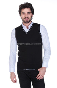 Men's Sleeveless Jumper