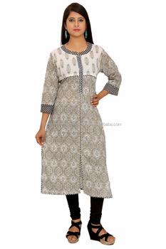 Bollywood Indian Kurta Kurti Designer Women Dress Ethnic Top Tunic Pakistani