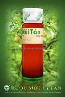 Best Price Vietnamese High Quality Unique Taste Apricot Wine with Nature Fermentation