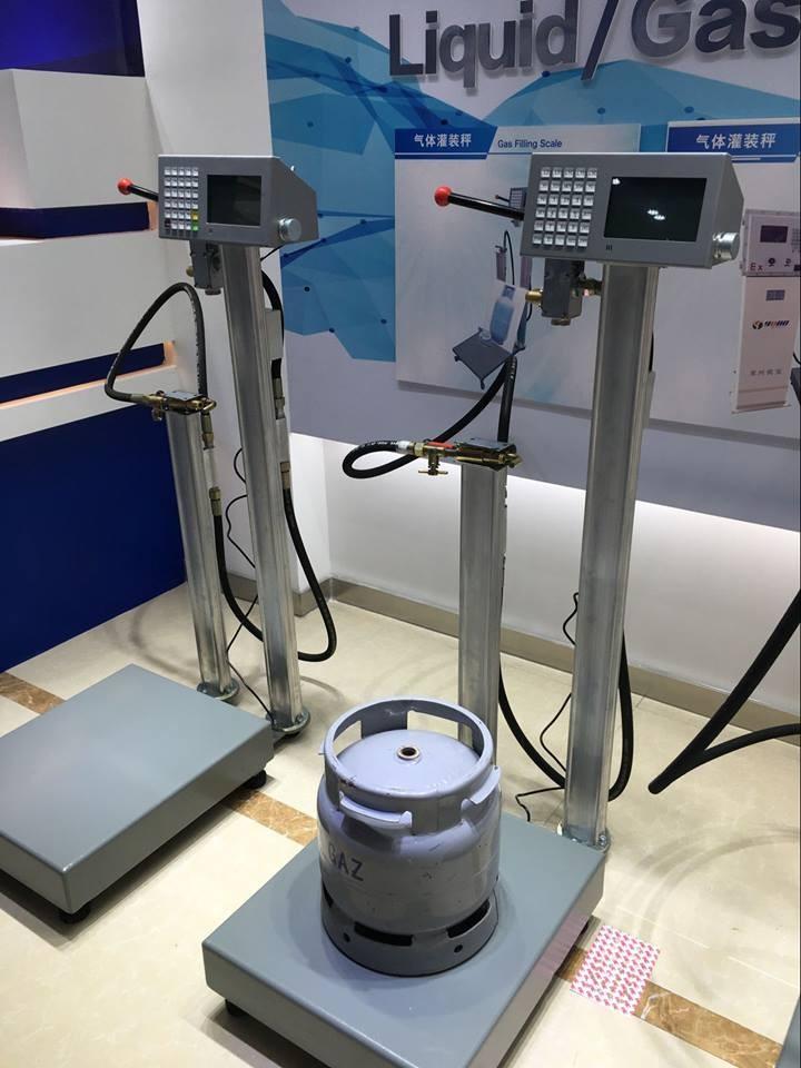 Lpg Cylinder Filling Weight Machine 2-120kg - Buy Ex Lpg ...