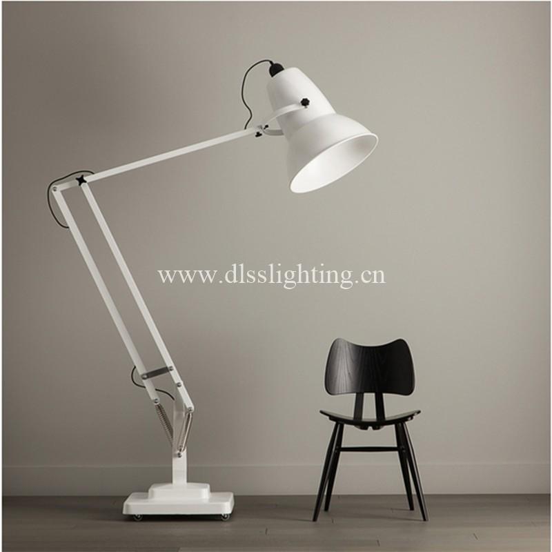 Modern Simple Big Living Room Decorative Floor Lamp Standing Lamp ...