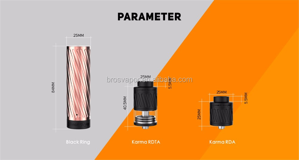2016 New product Geekvape Karma kit from brosvapor