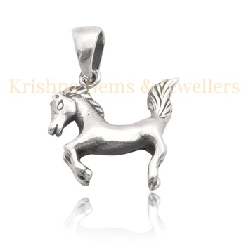 Solid silver jewelry 925 sterling silver horse pendant kgjpp 021 solid silver jewelry 925 sterling silver horse pendant kgjpp 021 aloadofball Gallery