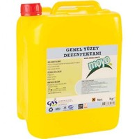 General Surface Disinfectant for food industries, farms, kitchens, restaurants, hotels, bathrooms saunas, schools, tailors etc