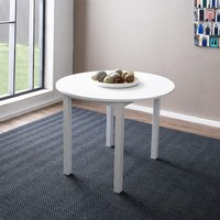 Easy Folding Table Round Dining Table