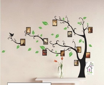 wall sticker pink 803B