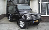 USED CARS - LAND ROVER DEFENDER 2.4 TD HT 90 (LHD 3583 DIESEL)