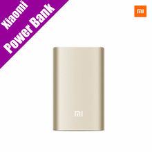 Bargain 100% Original Xiaomi Power Bank 10400mAh Mi 10400 External Battery Pack Portable Charger Mobile Powerbank