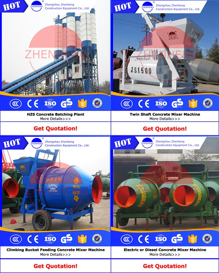 Professional Factory Price Stationary Accurate Automatical Aggregate Concrete Batching Machine