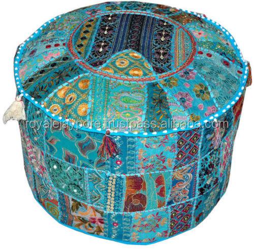 Koop laag geprijsde dutch set partijen groothandel dutch galerij afbeelding setop voetenbankje - Etnische pouf ...