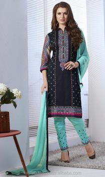 026561c2ac Designer Long Net Salwar Kameez Wholesalers Suits--design No-394 ...