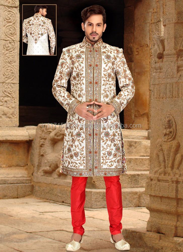 Wedding Dress Men Sherwani, Wedding Dress Men Sherwani Suppliers and ...