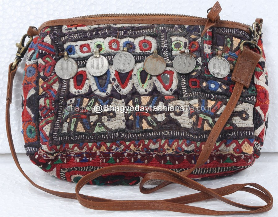 Ethnic Designer Gypsy Bag Fashion Women Fashion Purse Hand Bag