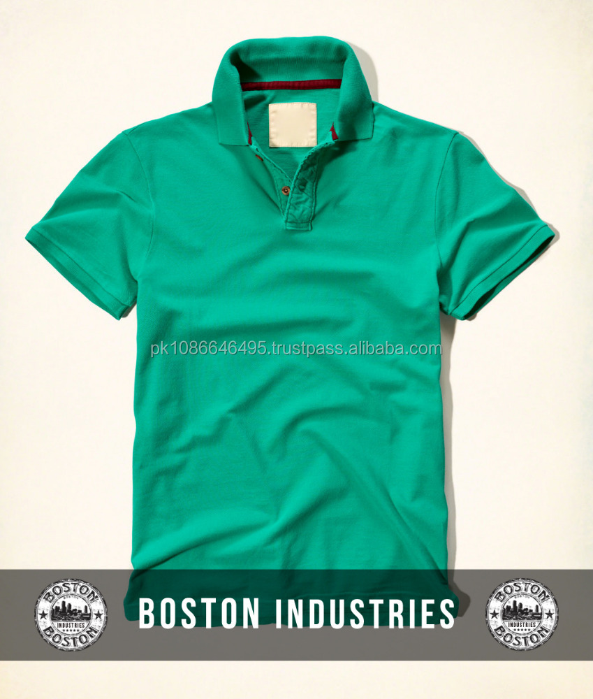 Custom Polo Shirt High Quality Mens Custom Embroidered Or Print Logo