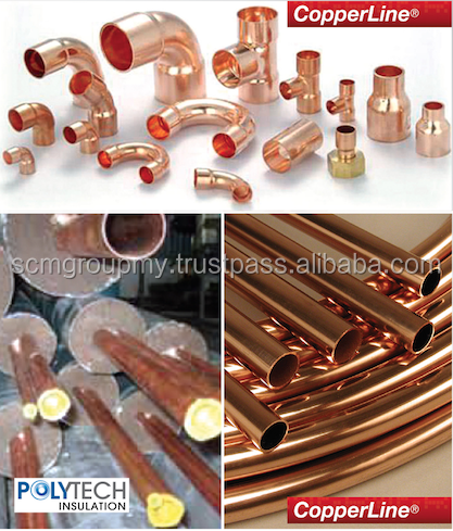 Copper Tubes & Pipes