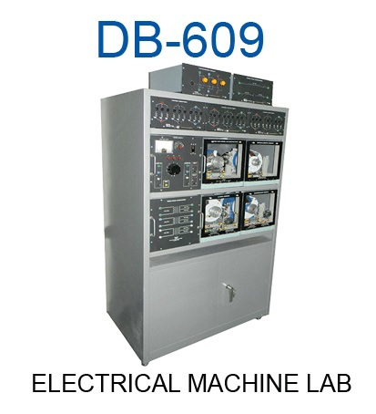 Db-609 Electrical Machine Lab/machine Lab Training System ...
