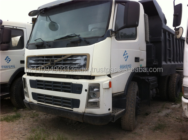 used isuzu /hino / nissan /volvo dump truck,used japanese dump truck