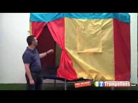 ... Tr&oline Tent - Tr&oline With Tent & Cheap Circus Tent For Trampoline find Circus Tent For Trampoline ...