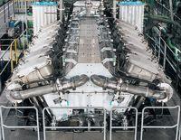 Marine Engine Oil SAE 50 TBN 40