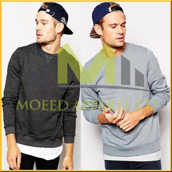 Men's Stadium Crew Neck Pullover Sweatshirt / Pullover Sweater ...