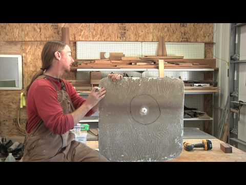Fiberglass Boat Repair~ There's A Hole In My Boat Part 1