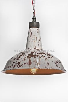 Ala 098 Vintage Flying Scotsman Pendant Lamp Lights Old Style Light