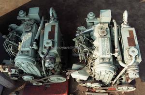 Inboard Engine Daihatsu