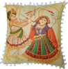 Latest Design Indian Handmade Digital Printed Velvat Cushion Covers