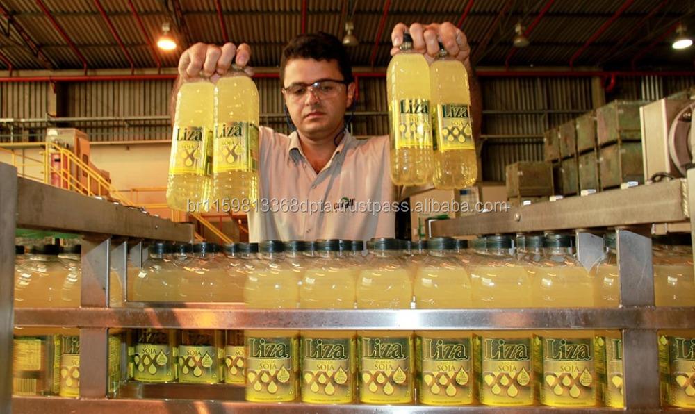 Рафинированные семена пищевого подсолнуха масла 1л, 2л, 3л, 5л до 25л бразильского происхождения