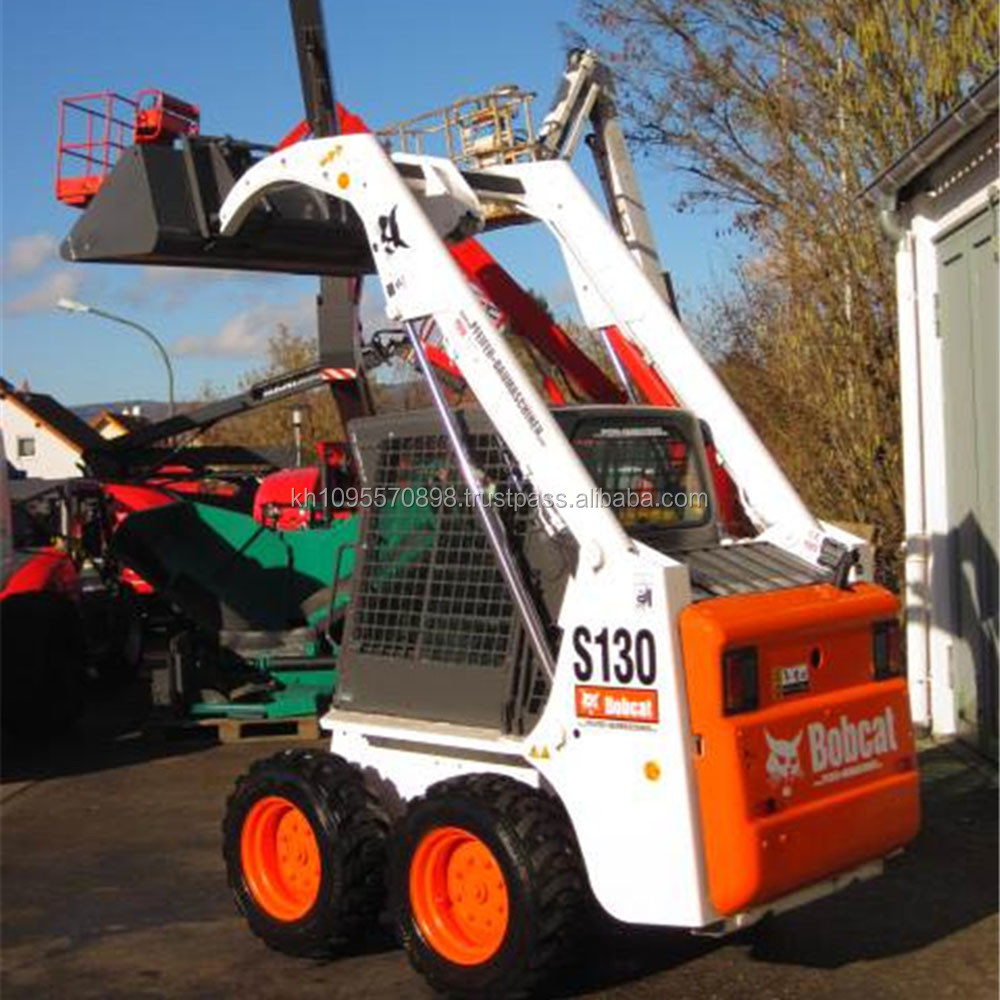 Used Wheel Loader Bobcat S130cheap Bobcat S130 For Sale Buy Used