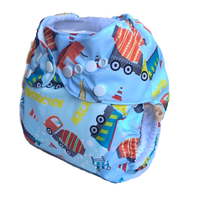 Dorabe Cloth Diaper Manufacture in Vietnam And A Design Special For Baby All One Size