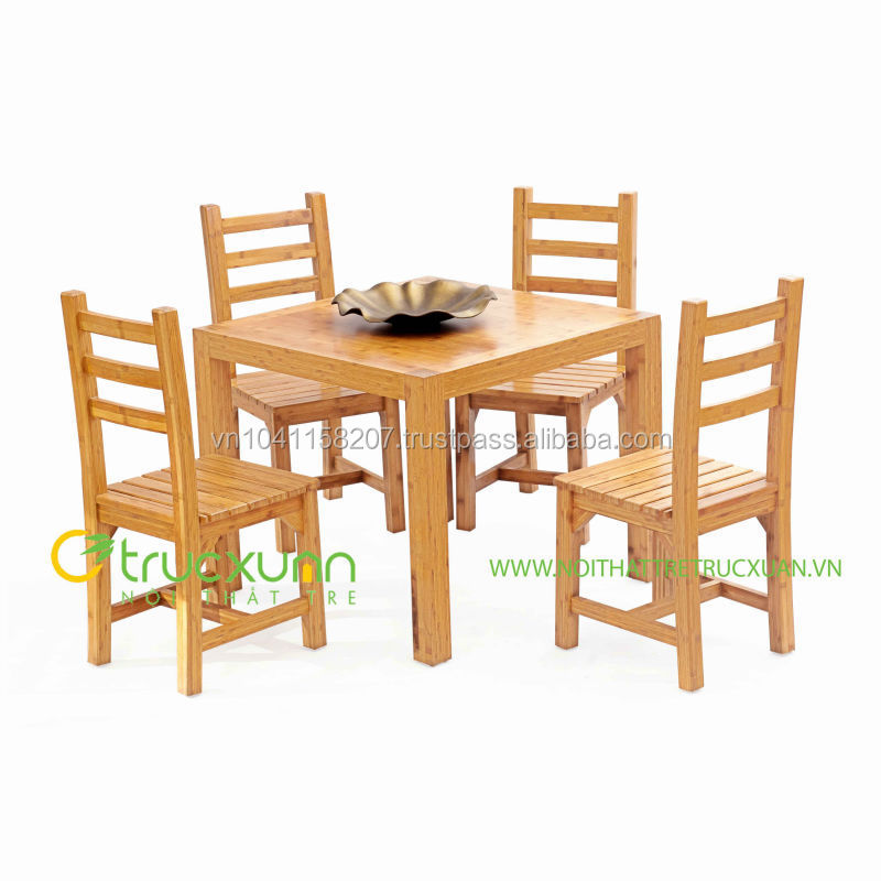 Hachupcom Bamboo Dining Set Philippines : Vietnam bamboo furniture with cheap price from hachup.com size 800 x 800 jpeg 76kB