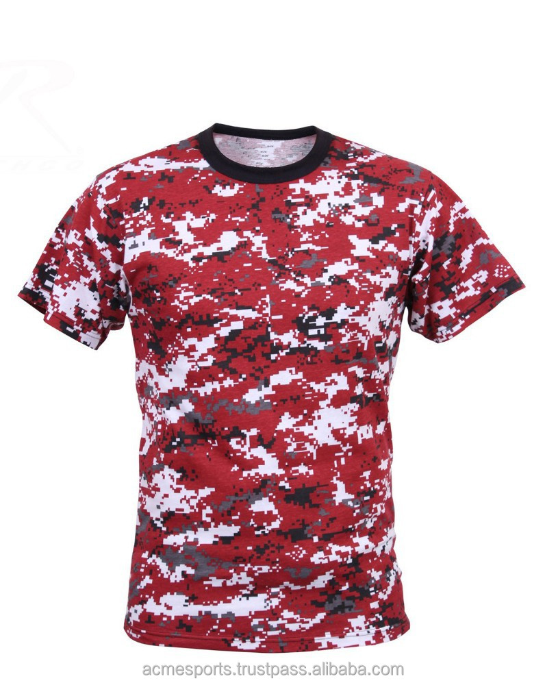 camouflage T shirts - new design army green t shits- t shirt camouflage