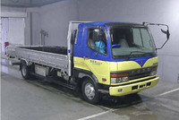 1996 Mitsubishi Fuso Fighter Flatbed Yk21997/kc-fk617h/6d16 7540cc ...