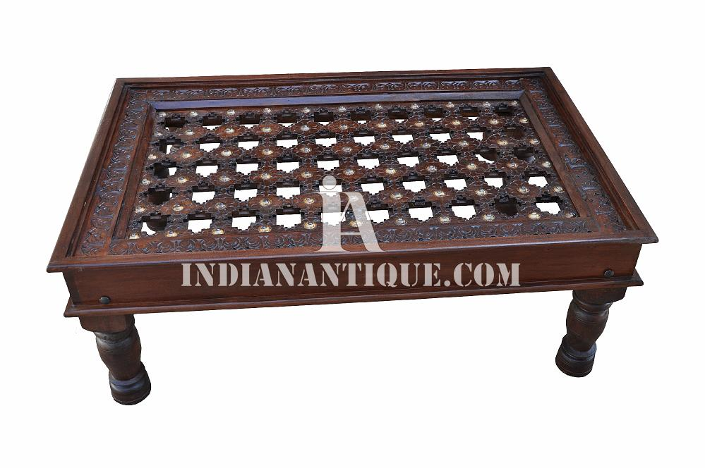 Indian Antique Carved Table, Indian Antique Carved Table Suppliers and  Manufacturers at Alibaba