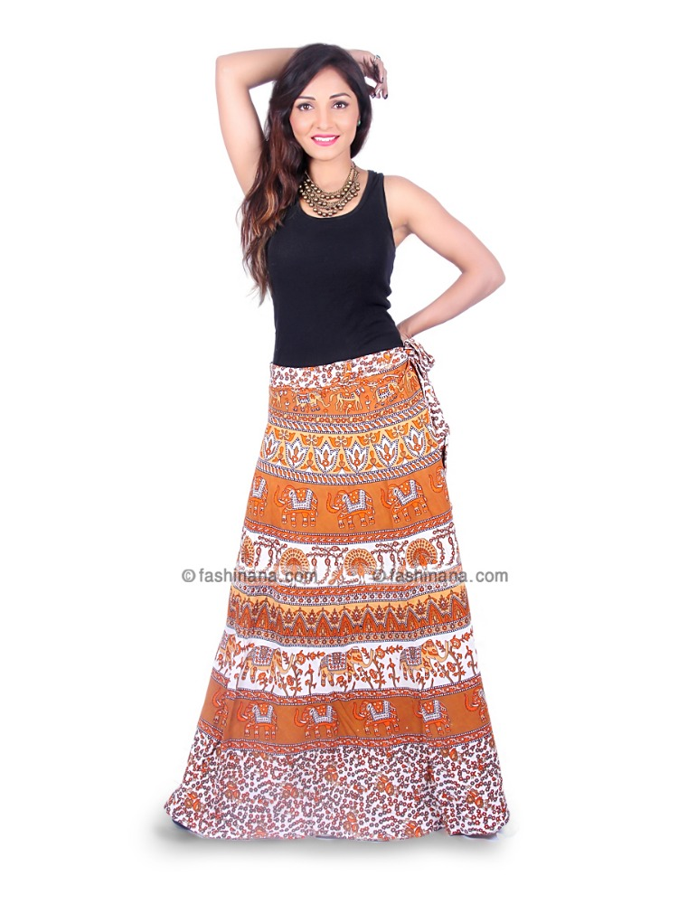 Latest Long Skirt Design Office Skirts