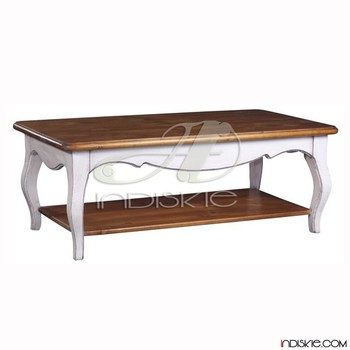 Living Room Furniture Coffee Tables Vintage Shabby Chic Coffee Table