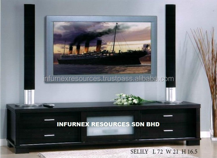 Selily soporte de la tv, estante de la tv, muebles de sala ...