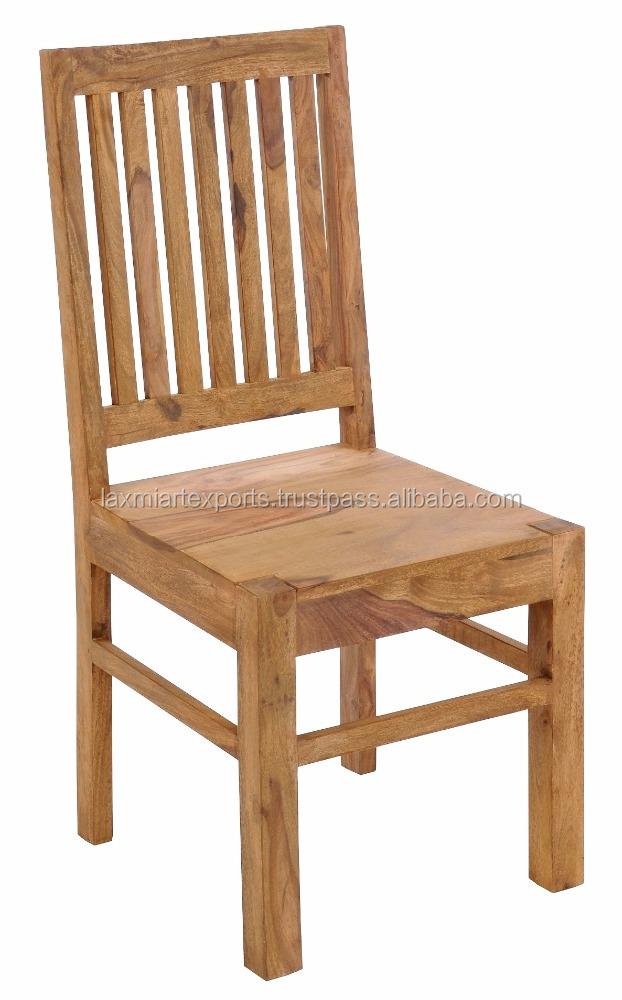 Utah Oak Dining Chairs ~ الهندي الصلبة الخشب الطعام كرسي مكتب الرئاسة كراسي