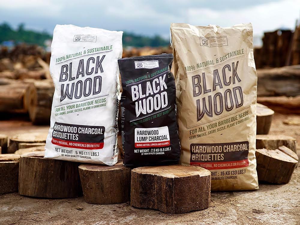 Briquettes פחם עץ בלקווד kg אריזה מספר זיהוי מוצר