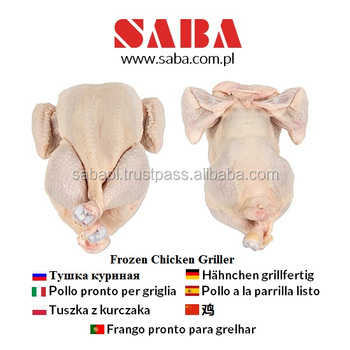 HALAL Chicken Frozen Whole Poland