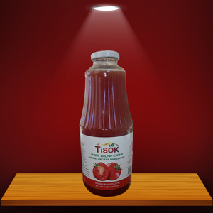 Tomato juice 100% natural FRESH-SQUEEZED, No conservants