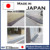 rubber road ramps for vehicles made in Japan with excellent durability and withstand load used at parking lot etc.