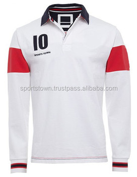 Customized Color Combination Polo T Shirt 64c6244099c3
