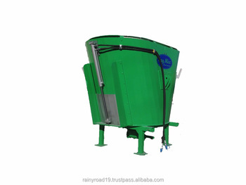 1 5m3 Feed Mixer Wagon Vertical Auger Both Electric And Tractor Pto Powered  Pellet Mill - Buy Pellet Mill,Mixer System,Pellet Machine Product on