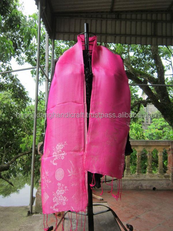 0d150f5dd2a Fashion Lady Silk Scarf Craft From Vietnamese Silk Scarf - Buy Silk ...